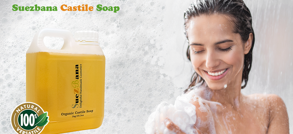 How Castile Soap is the Clear Choice for Sensitive Skin